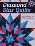Diamond Star Quilts Book by Barbara Cline