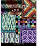 Floragraphix V Quilts Book by Jason Yenter