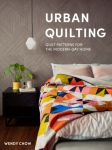 Urban Quilting Book by Wendy Chow