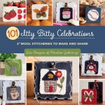 101 Itty Bitty Celebrations Book by Lisa Bongean