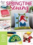 Springtime Sewing Booklet by Annies
