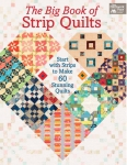 The Big Book of Strip Quilts - Softcover