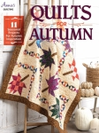 Quilts for Autumn Book by Annie