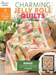Charming Jelly Roll Quilts Book by Annie