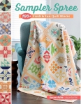 Sampler Spree 100+ Fresh and Fun Quilt Blocks Book by Susan Ache