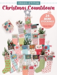 Cross-Stitch Christmas Countdown Booklet by Susan Ache