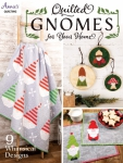 Quilted Gnomes for Your Home Booklet by Annie
