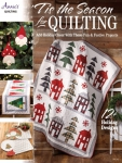 Tis the Season for Quilting Booklet by Annie