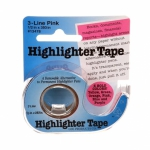 Removable Highlighter Tape - Pink 1/2in x 11yds