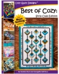 Cozy Quilt Designs - Best of Cozy: Strip Club Edition