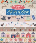 Moda All-Stars All in a Row - 24 Row by Row Quilt Designs