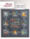 Art to Heart - Home Grown Booklet by Nancy Halvorsen
