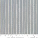 MODA FABRICS - Vive La France - Stripe Woad - #2222-