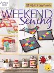Weekend Sewing Book by Annie