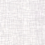 KAUFMAN - Quilter's Linen Metallic - White