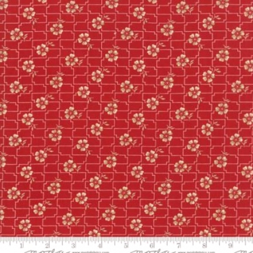 MODA FABRICS - Farmhouse Reds - Minick and Simpson
