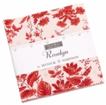 Roselyn Charm Pack by Minick & Simpson Moda Precuts