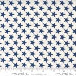MODA FABRICS - Belle Isle by Minick & Simpson - Cream Navy