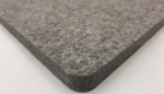 Premium Gray Wool Square Pressing Mat  14x14