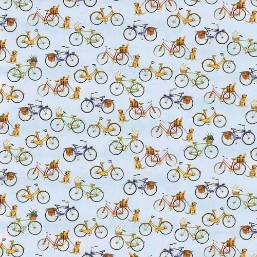 HENRY GLASS - Coastal Paradise - Bicycles