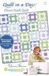 Churndash: Eleanor Burns Signature Accuquilt Pattern