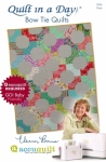 Bow Tie Quilts: Eleanor Burns Signature Accuquilt Pattern