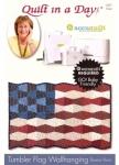 Tumbler Flag Wallhanging Pattern