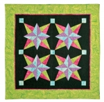 BLAZING STAR ACCUQUILT PATTERN