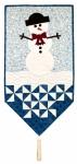 Snowman: Accuquilt Pattern