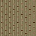 HENRY GLASS - Esthers Heirloom Shirtings - Aqua Wallpaper Stripe