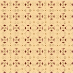 HENRY GLASS - Esthers Heirloom Shirtings - Cream Turkey Tracks
