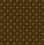 HENRY GLASS - Esthers Heirloom Shirtings - Brown Dotted Diamonds