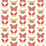 QUILTEX - Sweet Bee - Fly - White - #1427-