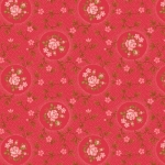 BENARTEX - Homestead-Colonial - Rosette-Red