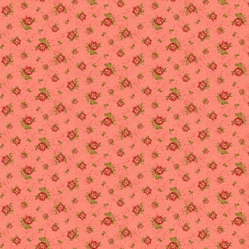 BENARTEX - Homestead-Colonial - RoseBuds-Rose