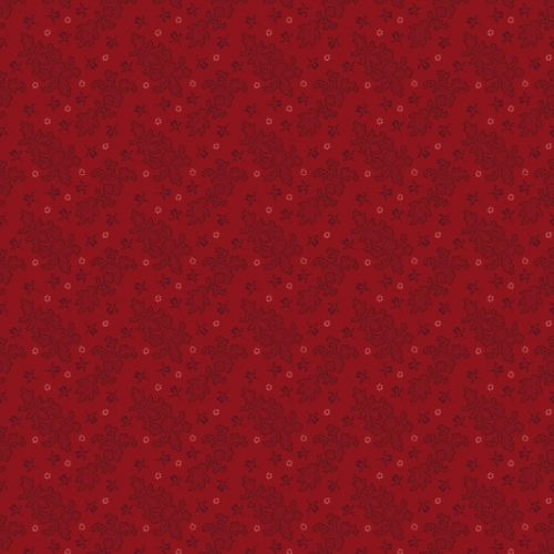 BENARTEX - Homestead-Colonial - Lace-Red