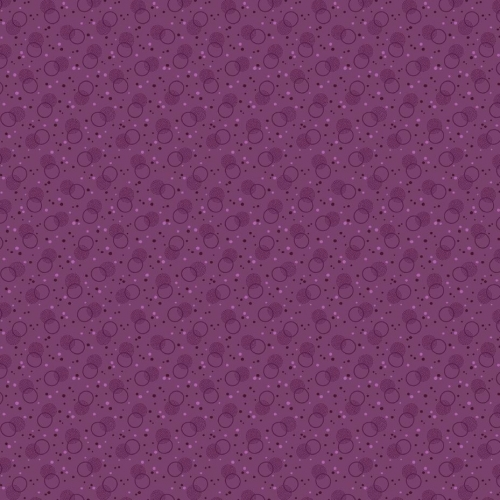 BENARTEX - Homestead Carriage - Bubble - Purple