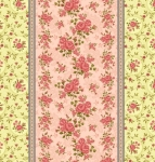 BENARTEX - Homestead-Colonial - Border-Rose