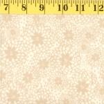QUILTING TREASURES - 1649 23932 E Bloom Cream