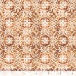 QUILTING TREASURES - Lake Caribou - Medallion Geometric - Light Brown - FB8114-