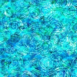 QUILTING TREASURES - Radiance - Scroll Blue