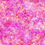 QUILTING TREASURES - Radiance - Scroll Pink