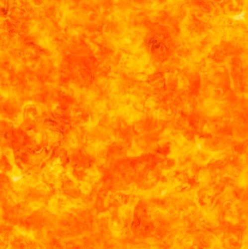QUILTING TREASURES - Radiance - Prism Orange