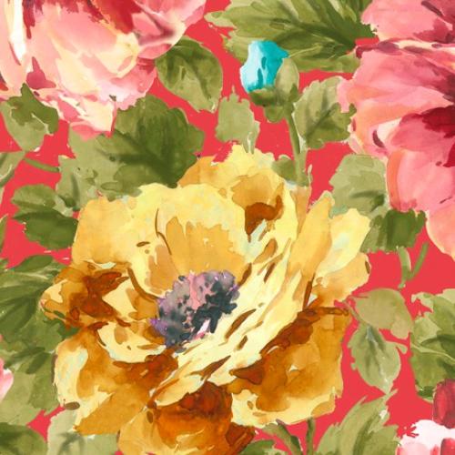 QUILTING TREASURES - Vivian - Large Floral - FB8421-