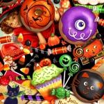 QUILTING TREASURES - Tricks & Treats by Gina Jane Lee - Halloween Treats - Multi