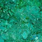 QUILTING TREASURES - Floralessence by Dan Morris - Jadeite