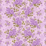 BENARTEX - Homestead Carriage - Climbing Rose-Amethyst  108