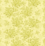 BENARTEX - Homestead Carriage - Climbing Rose - Lime  108