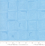 MODA FABRICS - Breeze Stitched - Sky