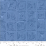 MODA FABRICS - Breeze Stitched - French Blue
